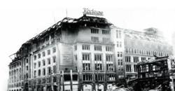 kadewe-berlin-tauentzien-1943-großbrand-flugzeugabsturz