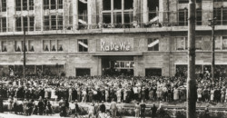 kadewe-berlin-tauentzien-1950-1956-wiederaufbau-feinschmeckeretage