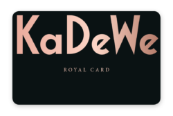 kadewe-berlin-royalcard-kundenkarte-loyaltycard-punkte-vorteil