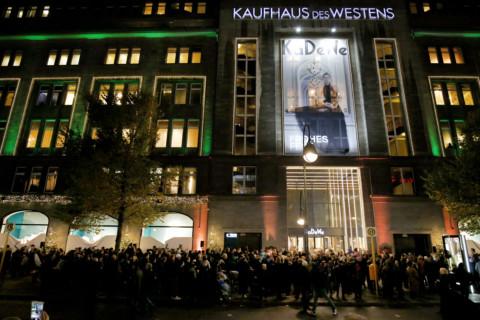 kadewe-berlin-tauentzienstraße-weihnachten-christmas-gallery-opening-frohesfest
