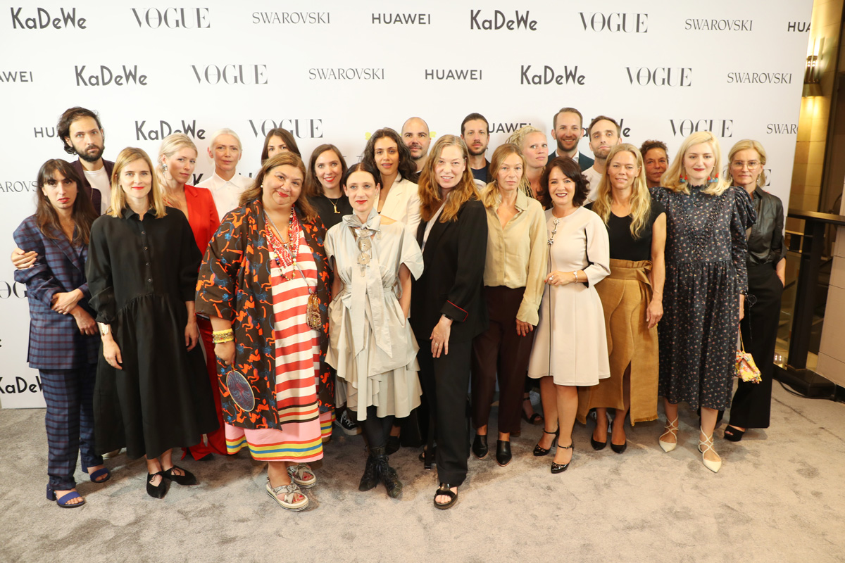 »CELEBRATE 40 YEARS« – BEST-OF VOGUE SALON