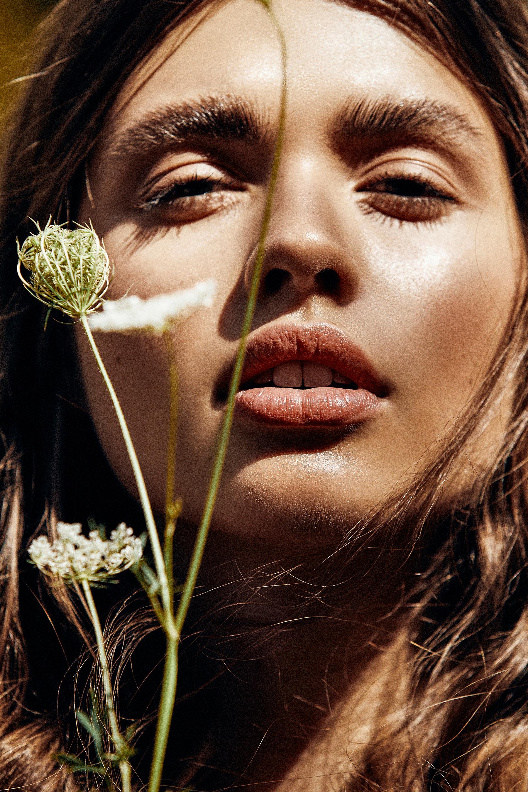 Beauty Plant Compounds