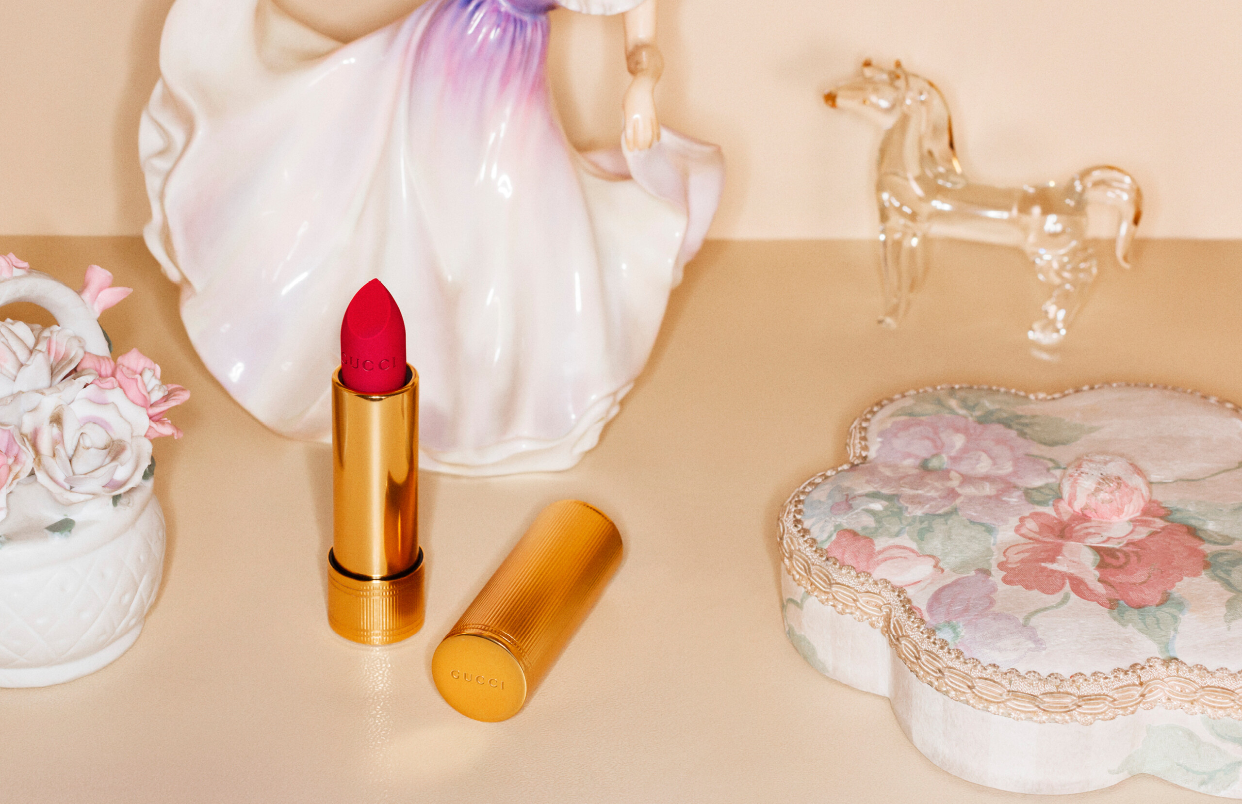 Gucci Beauty Vintage Glamour