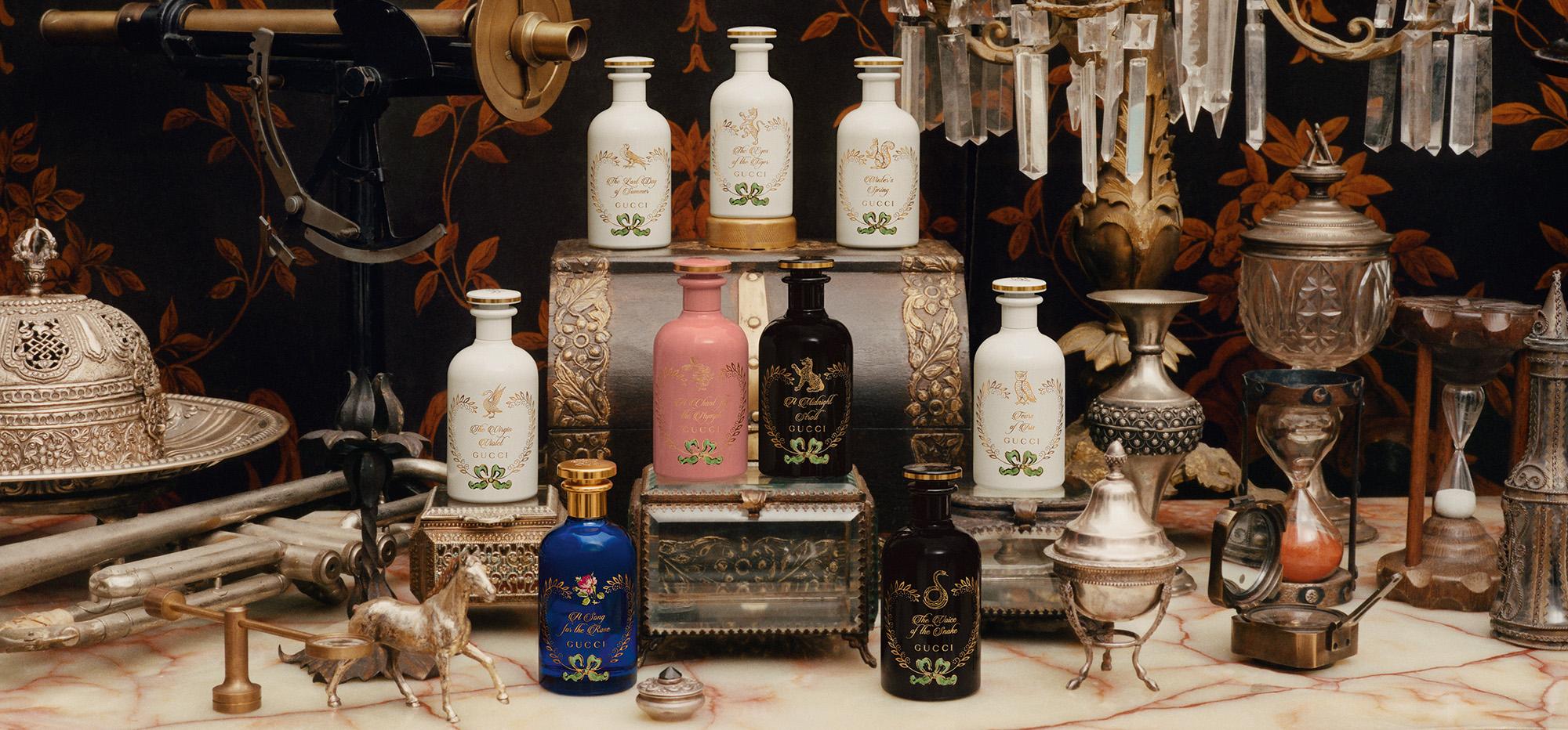 Gucci – The Alchemists Garden